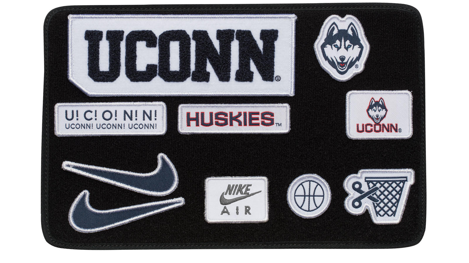 Customize for Tourney Time with Collegiate Patches from Nike By You 5