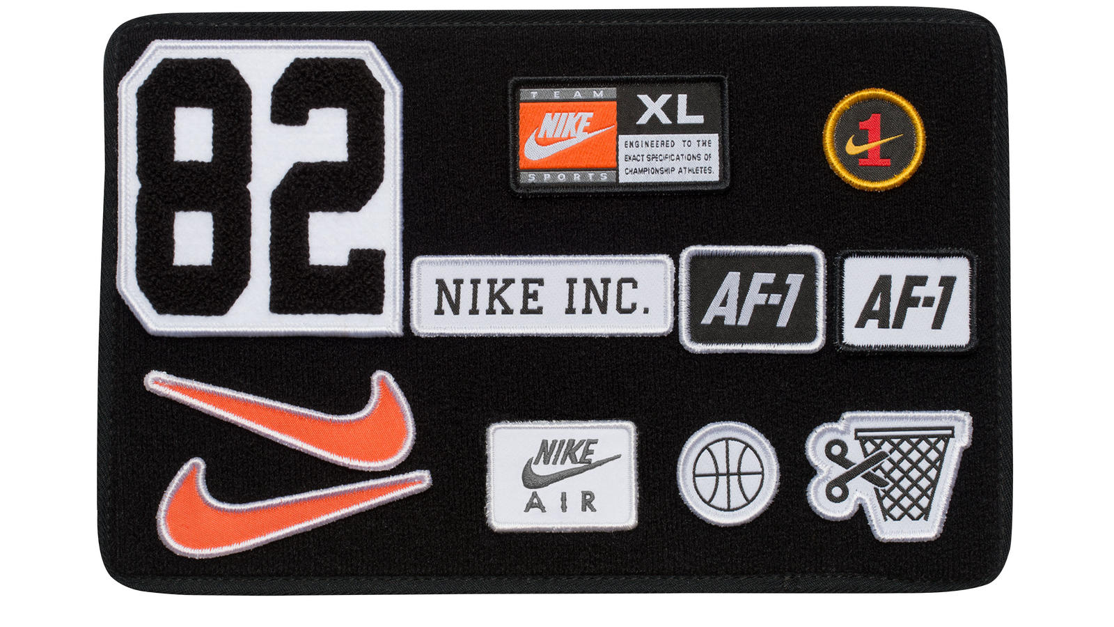 Customize for Tourney Time with Collegiate Patches from Nike By You 6