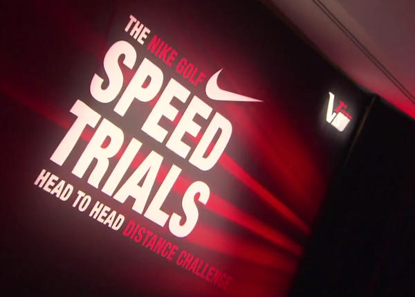 Nike Golf Shifts into Full Throttle with its Speed Trials Campaign