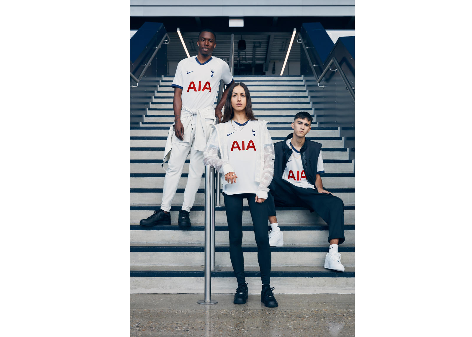 Tottenham Home and Away Kits 2019-20 1