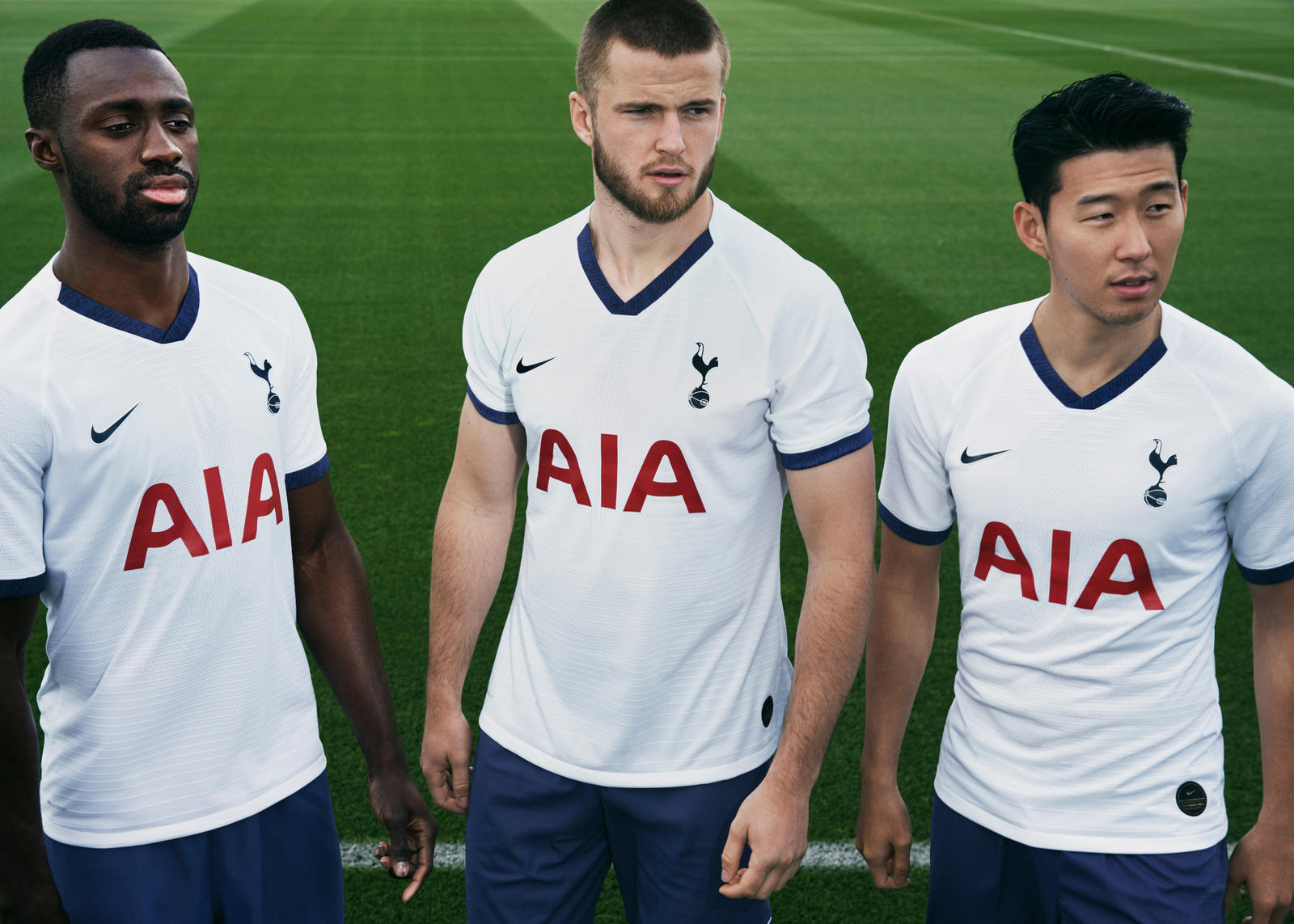 Tottenham Home and Away Kits 2019-20 3
