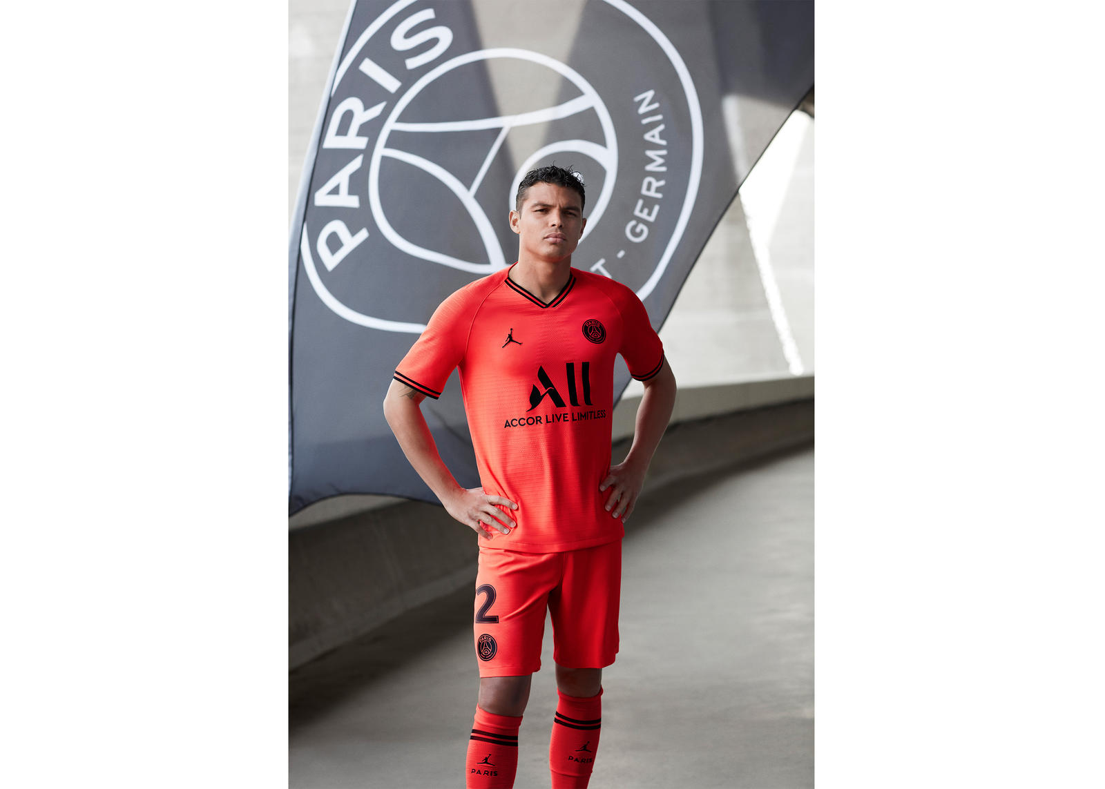 Jordan Brand Paris Saint-Germain Away Kit 2019-20 2