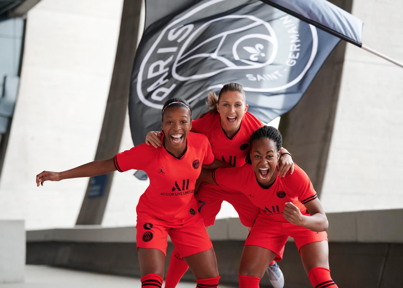 Jordan Brand Paris Saint-Germain Away Kit 2019-20 6