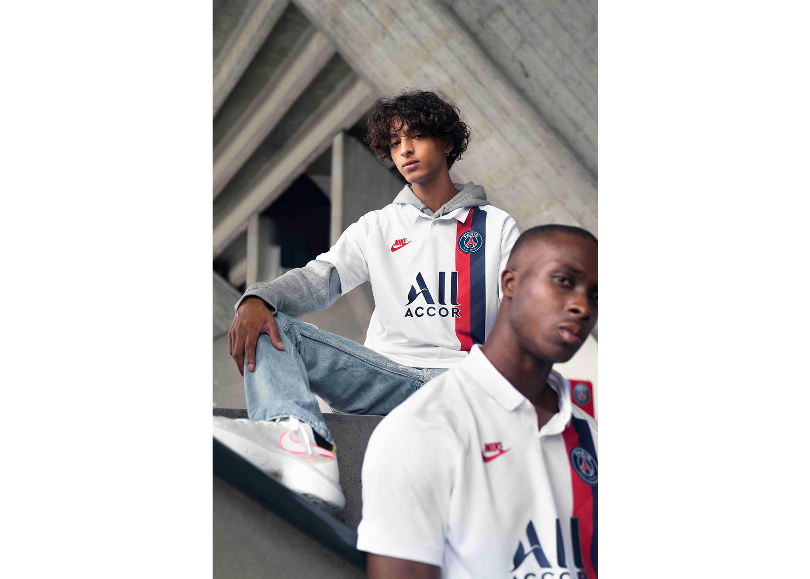 Paris Saint-Germain 2019-20 Third Kit 1