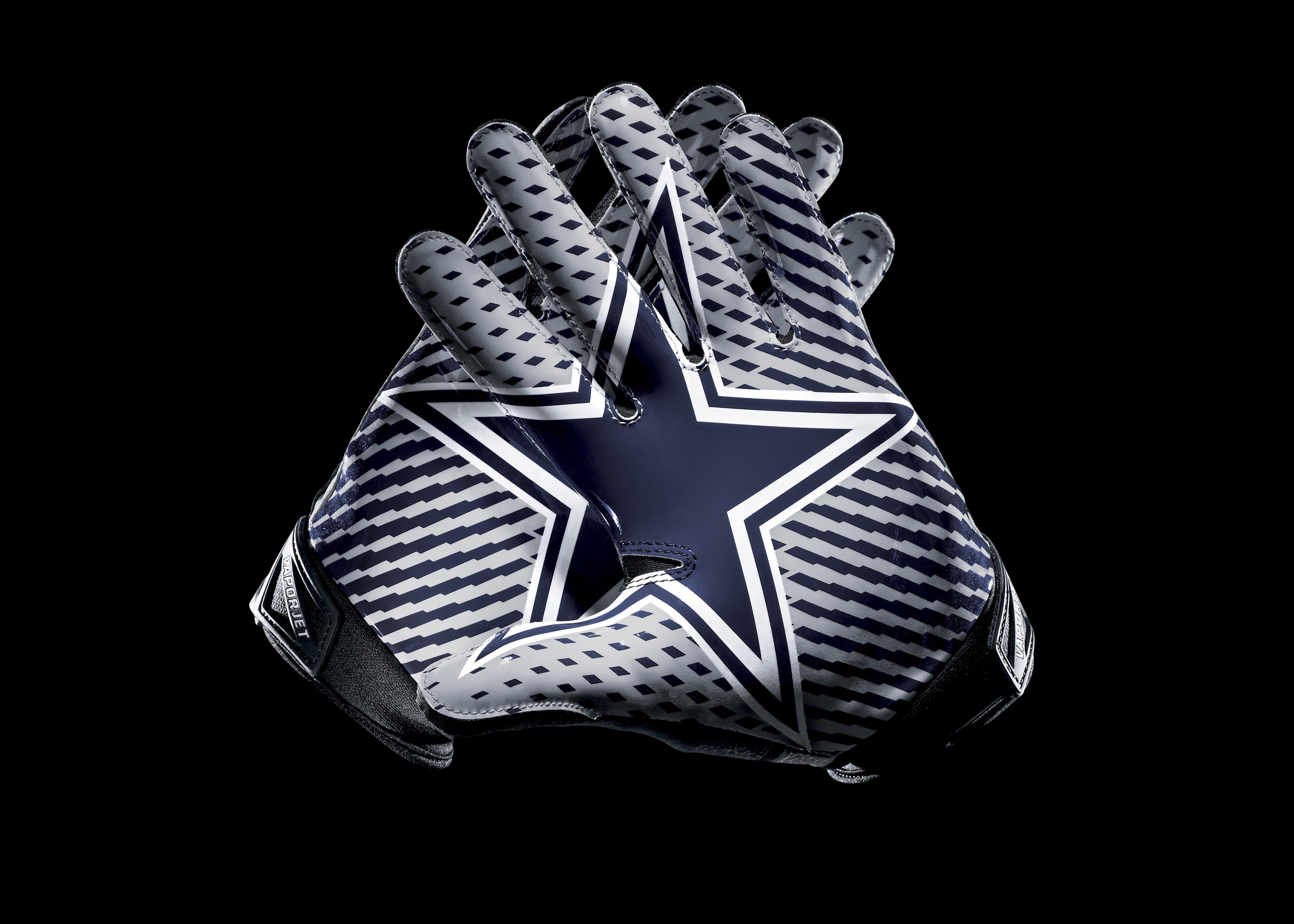 Nike News - Dallas Cowboys 2012 Nike Football Uniform