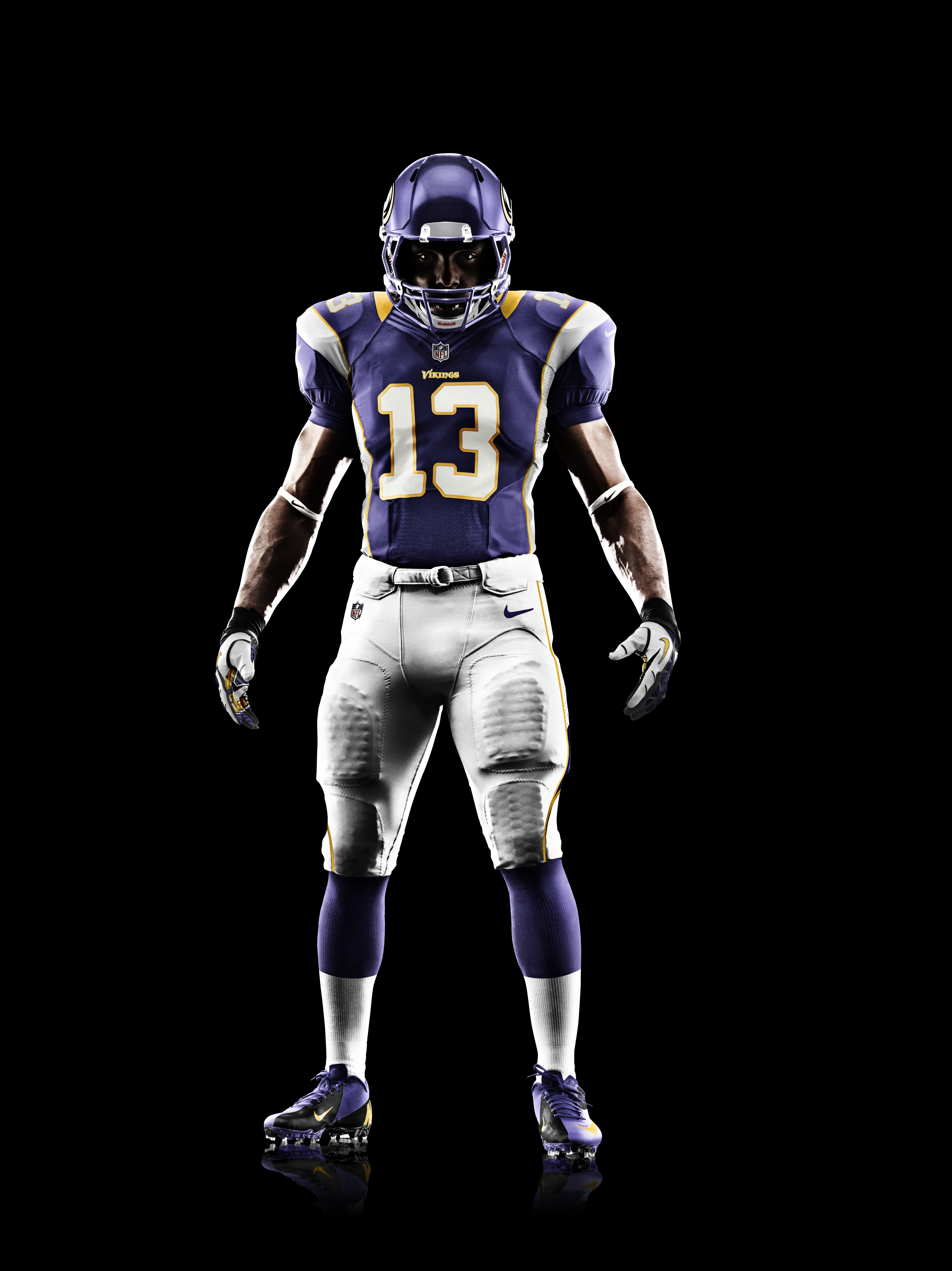 Nike News - Minnesota Vikings 2012 Nike Football Uniform