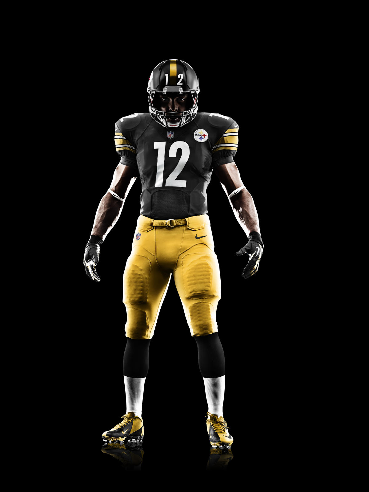 Nike News - Pittsburgh Steelers 2012 Nike Football Uniform