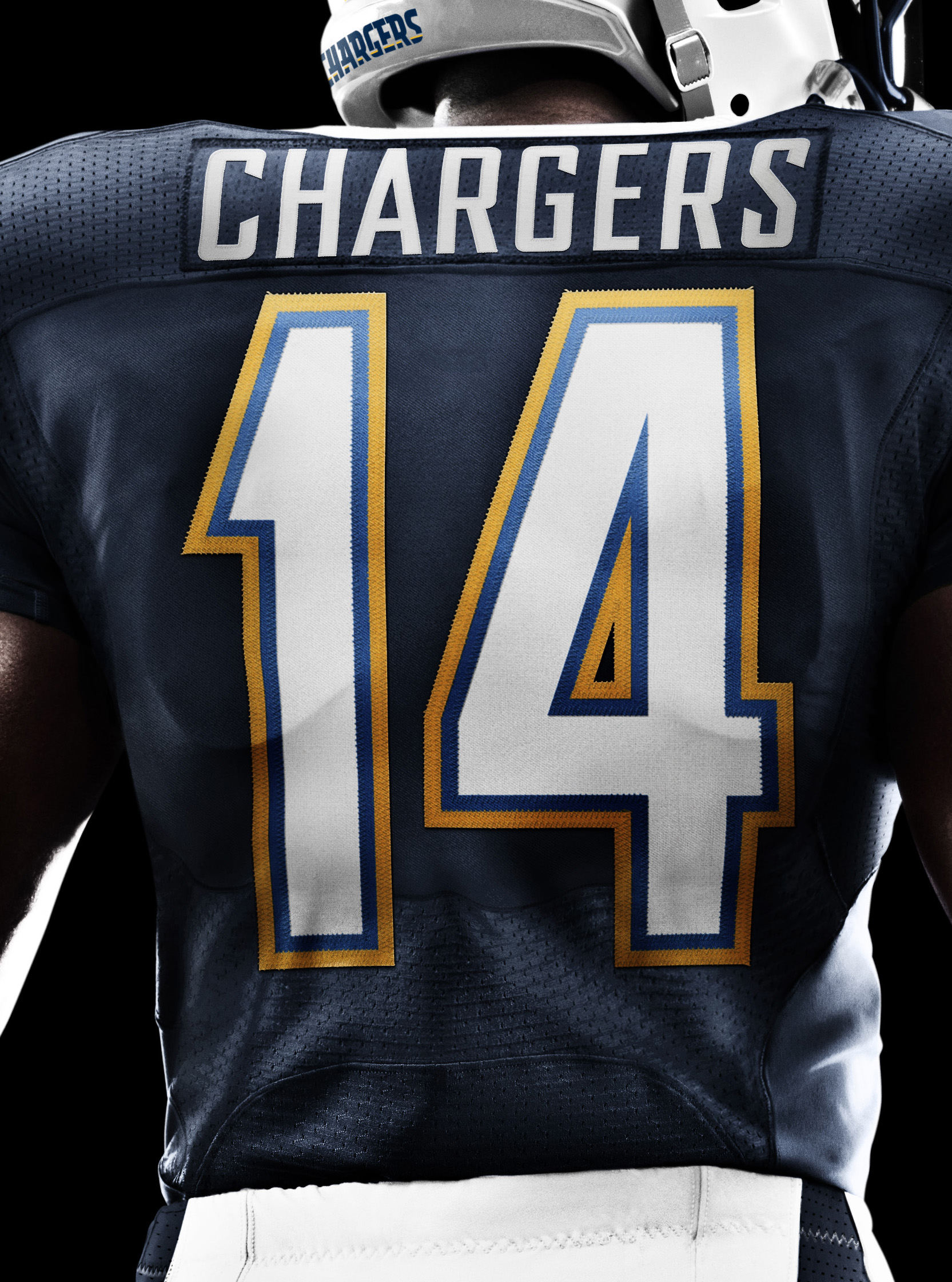 Nike Nfl Shoes Chargers