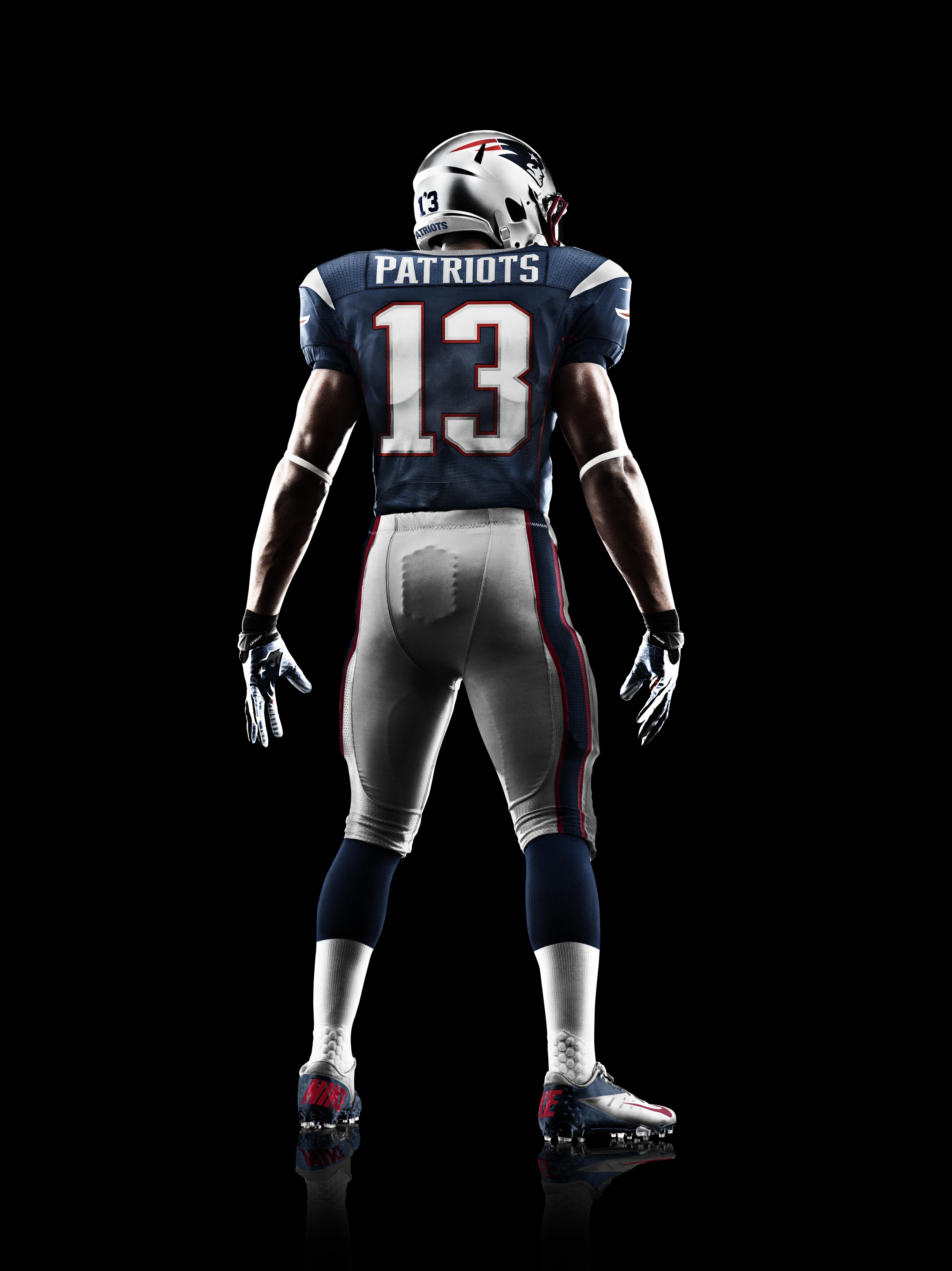 Nike News - New England Patriots 2012 Nike Football Uniform