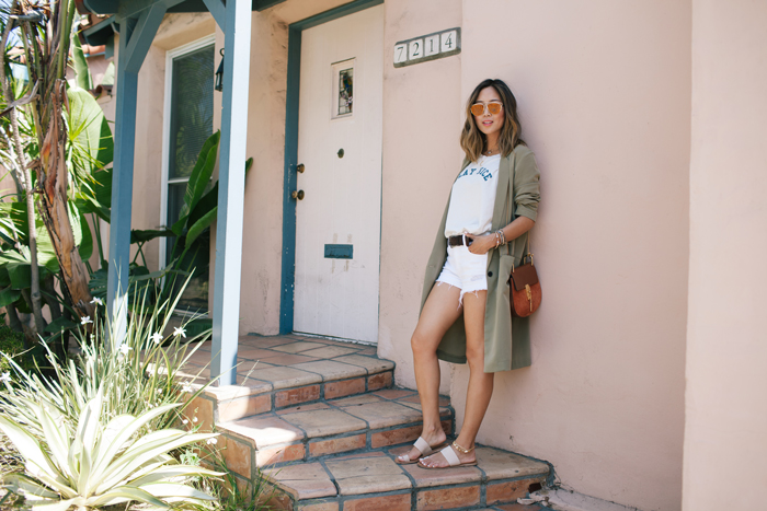 aimee_song_of_style_raye_sandals_chloe_bag_hm_duster_jacket