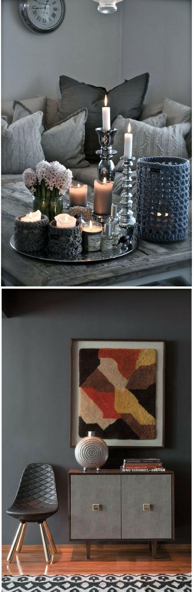 decoracao-casa-parede-cinza