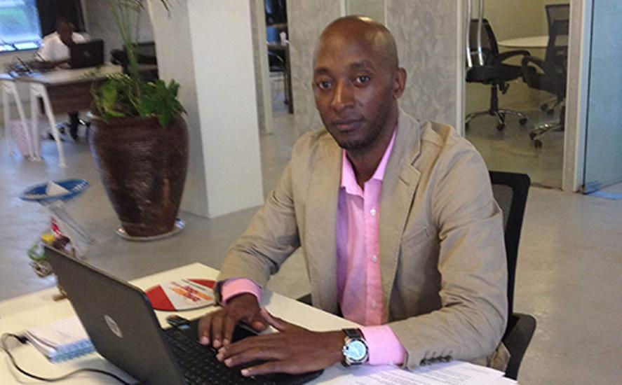 The #HustleTales of Mugisha Joshua, the Country Manager of Brighter Monday Uganda