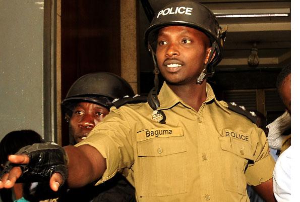 Court issues arrest warrant for ASP Baguma