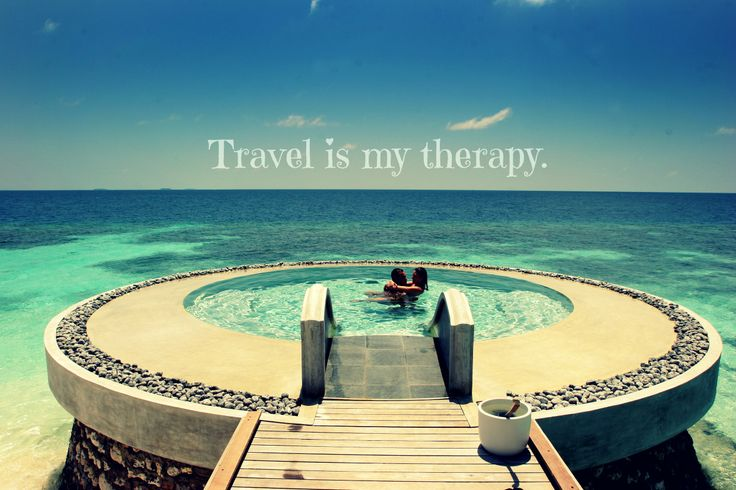 Need Therapy? Try Travel!