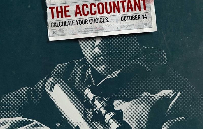 "#MovieTalk ""The Accountant"""