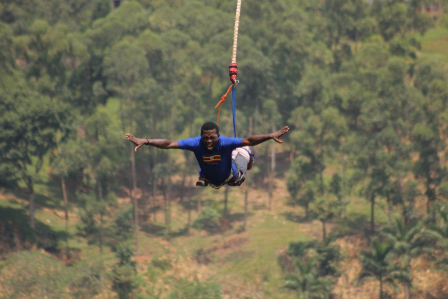 #UgTravelMonth Are you Ready for Jinja, Uganda's Thrill Central?