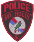 Mount Holly Township Police New Jersey