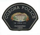 Corona Police Department