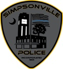 Simpsonville Police Department