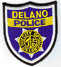 Delano Police Department CA