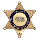 LASD  - HQ Newsroom (SHB), Los Angeles County Sheriff