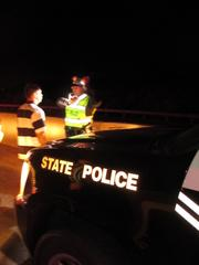 DWI Roadblock from New Mexico State Police - District 1 : Nixle