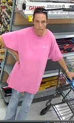 Shoplifting –  Jackson Police need your assistance identifying these persons of interest.