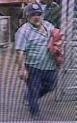 Jackson Police need assistance identifying this person involved in a theft.