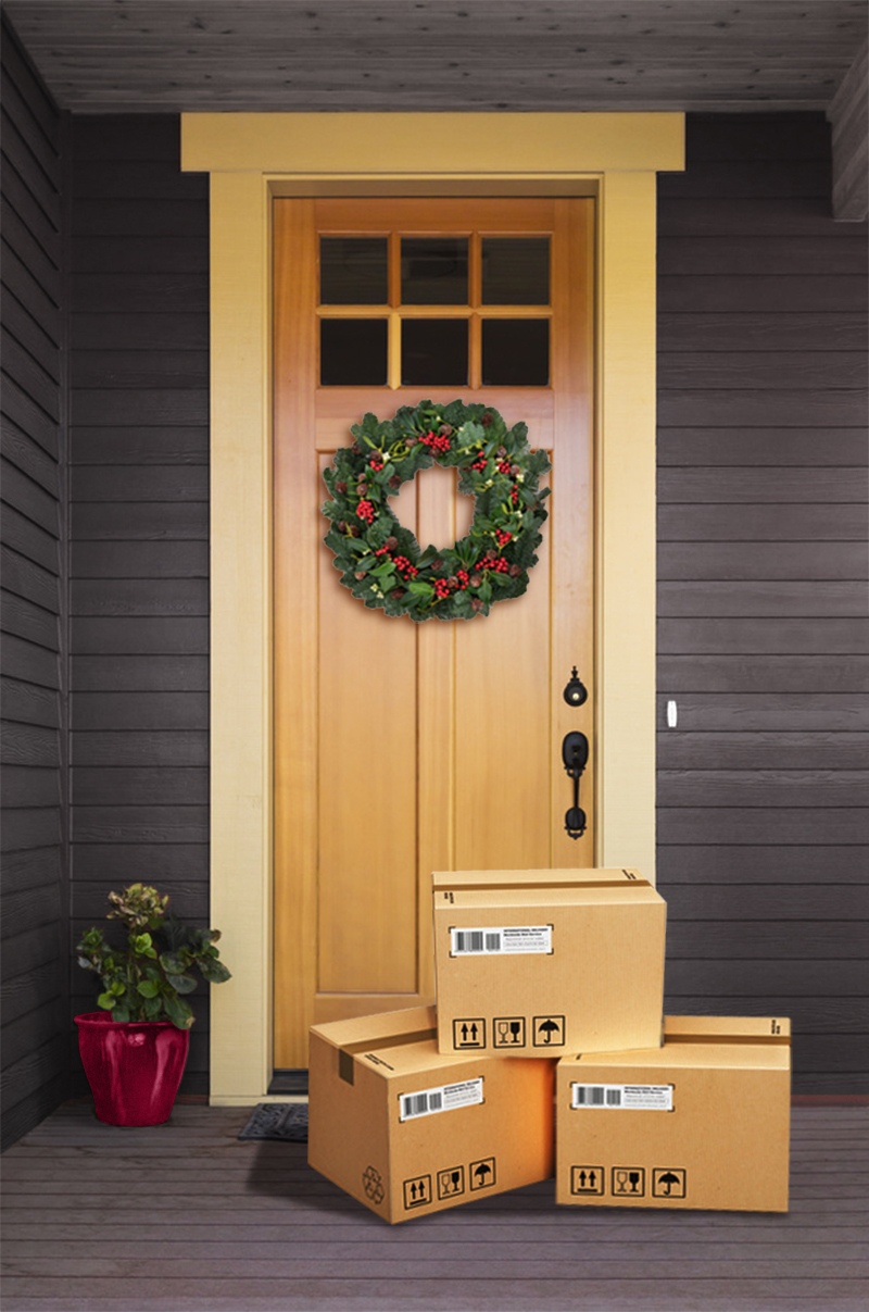Alert Photo & Package Theft Prevention Tips for this Holiday Seasonu201d from ...