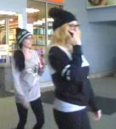 Jackson Police need assistance with identifying these persons of interest.