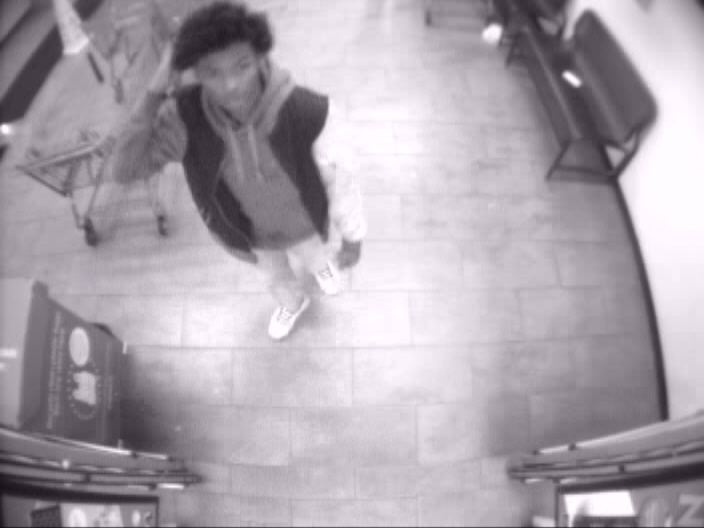 Jackson Police need assistance identifying persons of interest who may have been involved in a theft.
