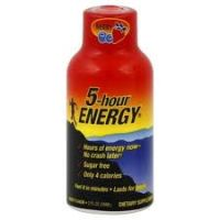 5-Hr Energy Shot - Berry 2 oz-12/ Pack