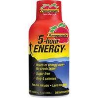 5-Hr Energy Shot-Pomegranate 2oz-12/Pack