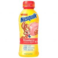 Nesquick Strawberry 16 OZ - 12/PK