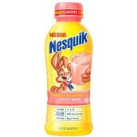 Nesquick Strawberry Banana 16 OZ - 12/PK