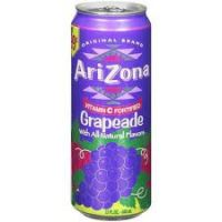 Arizona Grapeade 23 oz - 24/pk