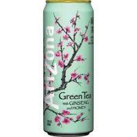 Arizona Green Tea 23 oz- 24/pk