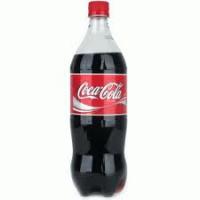 COKE 1 LTR - 12/PK