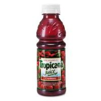 Tropicana Cranberry 10 OZ - 24 Pk