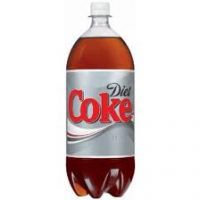DIET COKE 2 LTR - 8/PK
