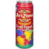 Arizona Fruit Punch 23 oz - 24/pk