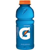 Gatorade Cool Blue 20 OZ - 24/PK