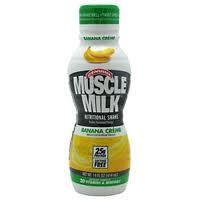 Muscle Milk - Banana 14 oz-12/Pack