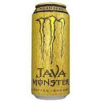 Java Monster Mean Bean  16 oz -12/Pk