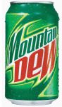 Mountain Dew 12 OZ - 2/12 PK