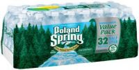 Poland Spring Water Small 16.9 OZ - 35/PK