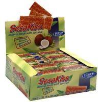 Sesakiss Sesame Seeds - Coconut  30 g-24/pack