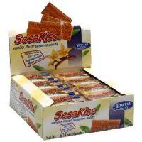 Sesakiss Sesame Seeds - Vanilla 30 g-24/pack