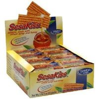 Sesakiss Sesame Seeds - Wheat Syrup & Honey 30 g-24/pack