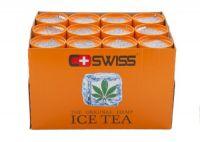Swiss-Hemp  Ice Tea 8.4 oz-12/Pack